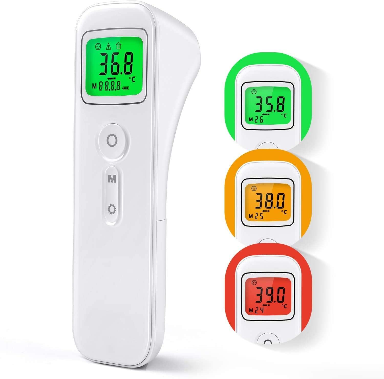 Termômetro de Testa