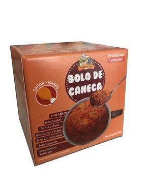 BOLO DE CANECA PARA GATO SABOR FRANGO