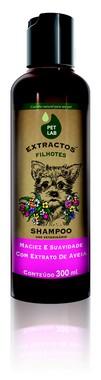 PetLab-Extractos-Shampoo-Cães-Filhotes-Aveia-300 ml