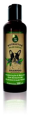PetLab-Extractos-Shampoo-para-cães-com-pelos-curtos-Alecrim-e-Aloe-Vera-300 ml