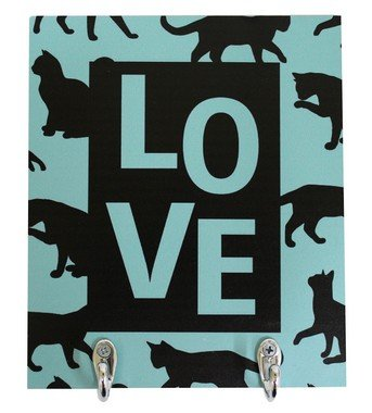 suporte-de-coleiras-para-gatos-silhueta