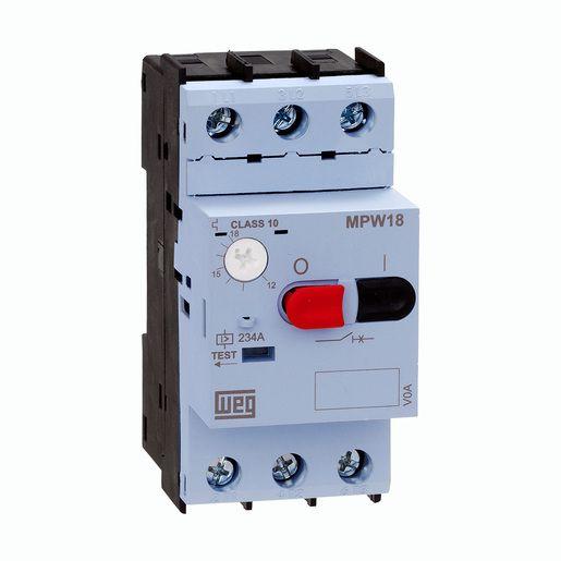 Disjuntor Motor MPW18 1,6-2,5A Weg