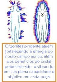 Orgonites pingente como funciona