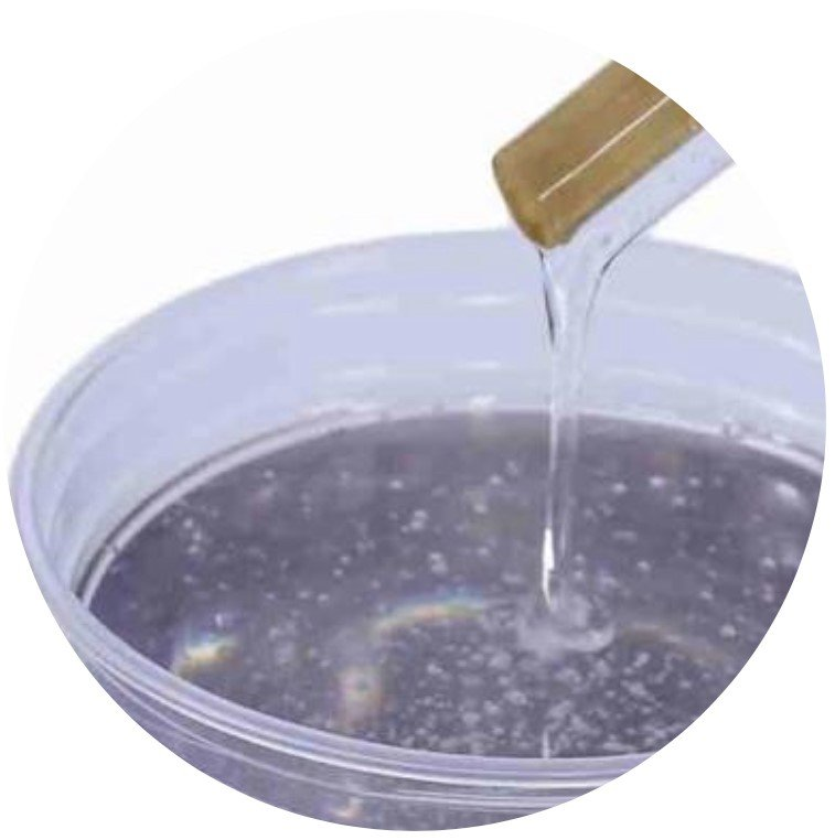 Resina para Orgonite - componente básico