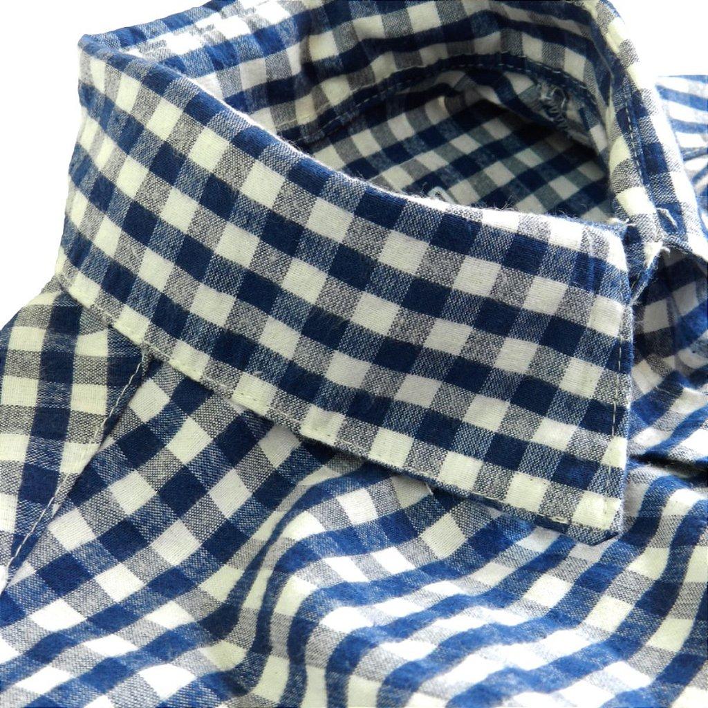 ... Camisa YA! Clothing Xadrez (manga curta) - Imagem 2 ... 8c569f44ce380
