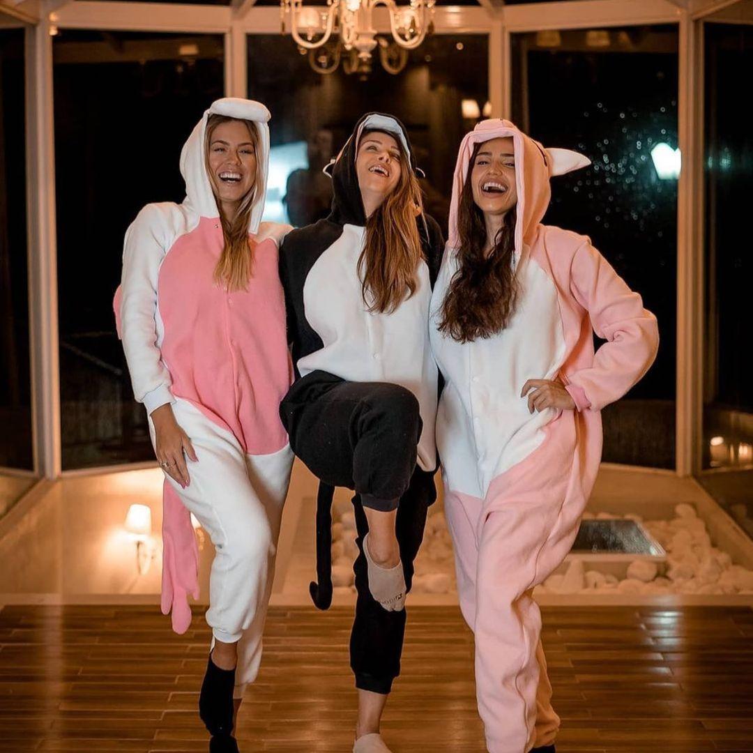 Festa do Pijama Paula Amorim ex BBB - Kigurumi Brasil