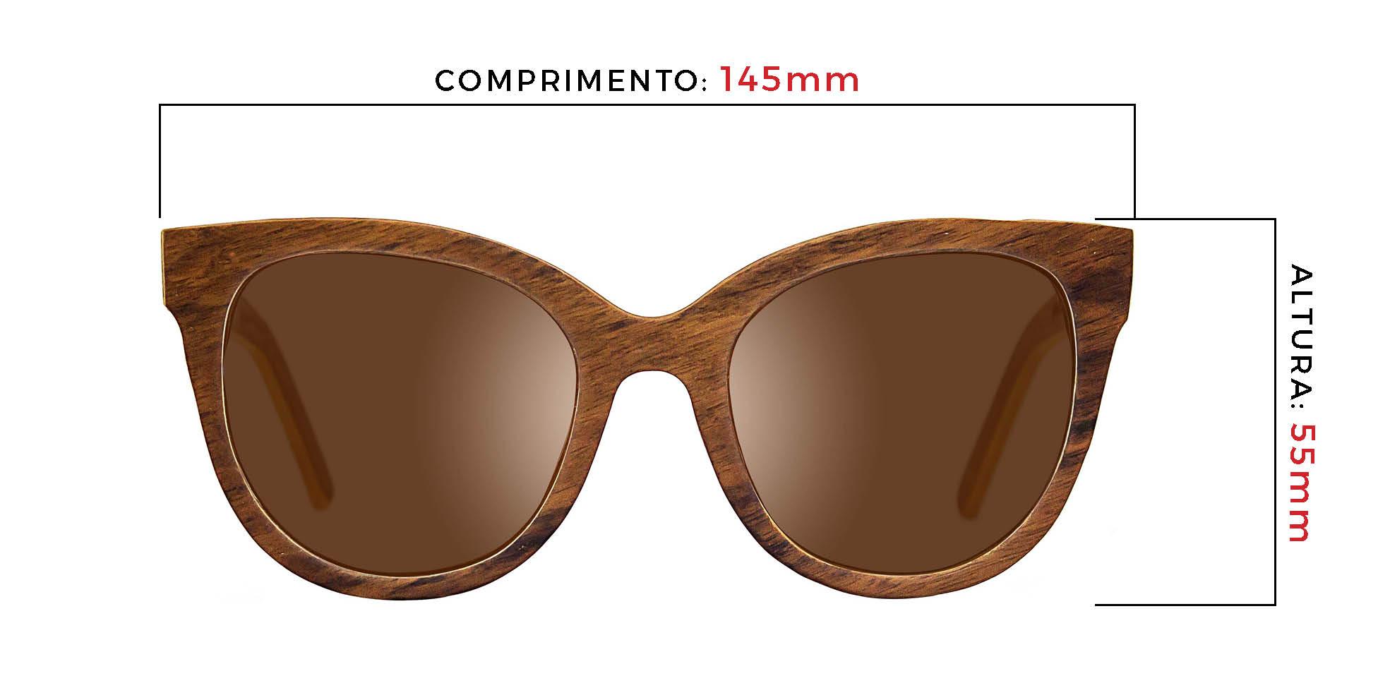 Allfenas   Óculos de grau de Madeira Flor   Ribeirão Preto - Óculos ... aed925c81c