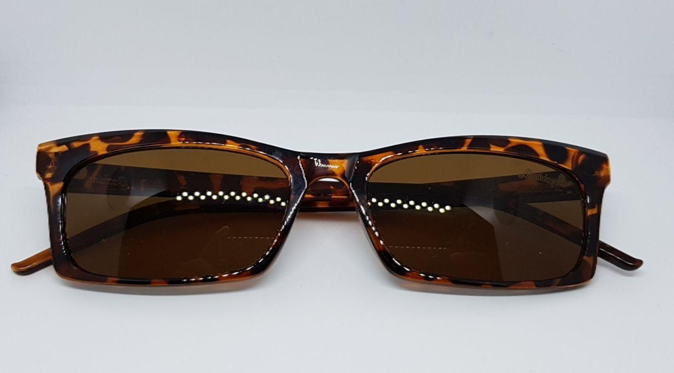 7e3178ac17aae ... óculos retangular oncinha - Imagem 2 ...