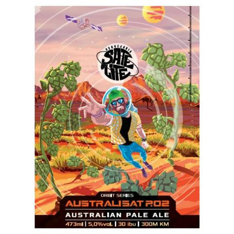 satélite australisat p02 australian pale ale