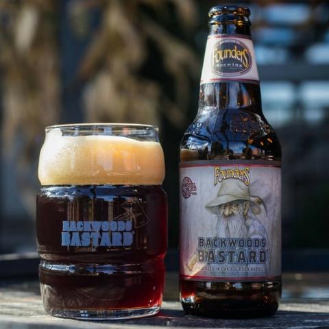 founders backwoods bastard scotch ale