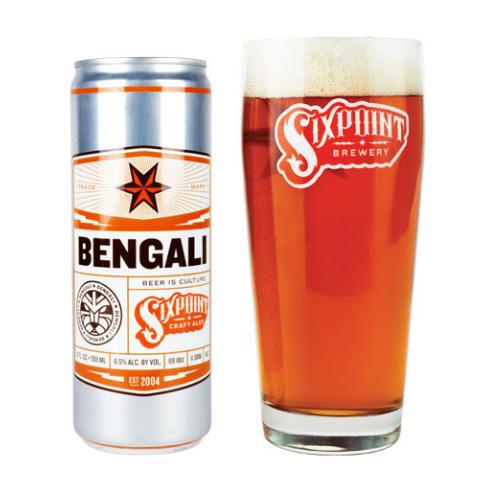 cerveja sixpoint brewery bengali american ipa