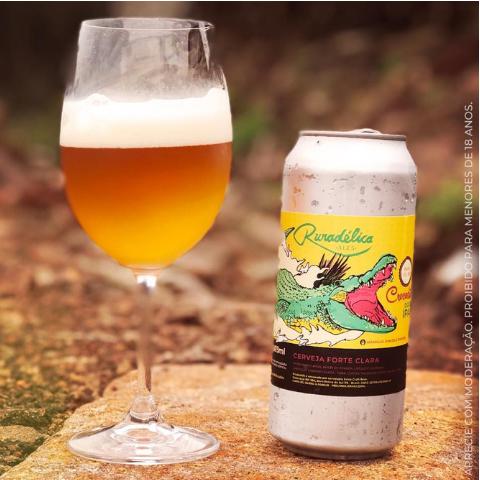 cerveja ruradelica ales crocodilo double ipa