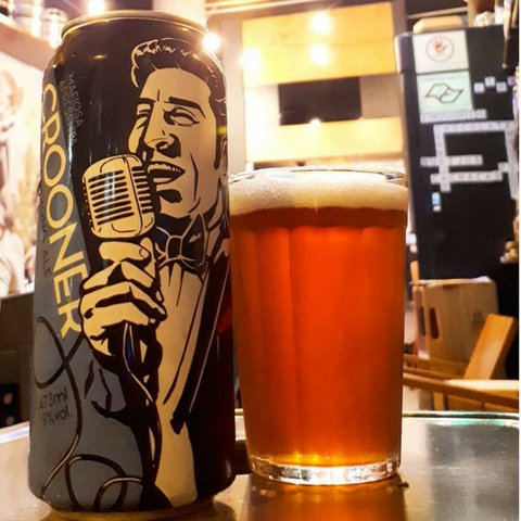 mafiosa crooner american strong ale