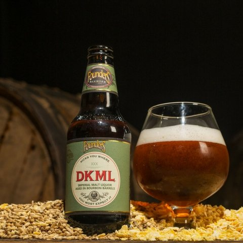 founders dkml malt liquor
