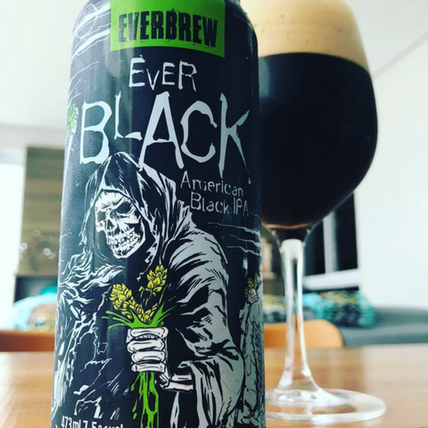 everbrew everblack black ipa