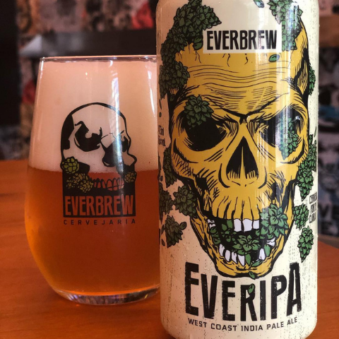 cerveja everbrew everipa west coast ipa
