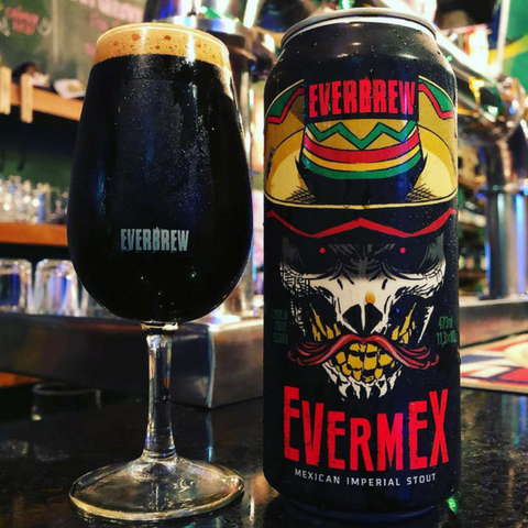 cerveja everbrew evermex mexican imperial stout