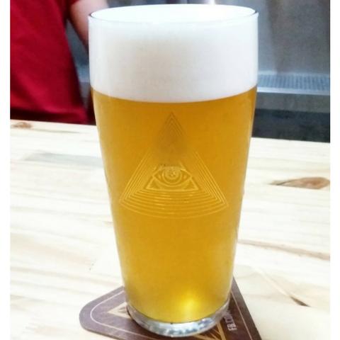 cerveja dogma lupulin american pale ale