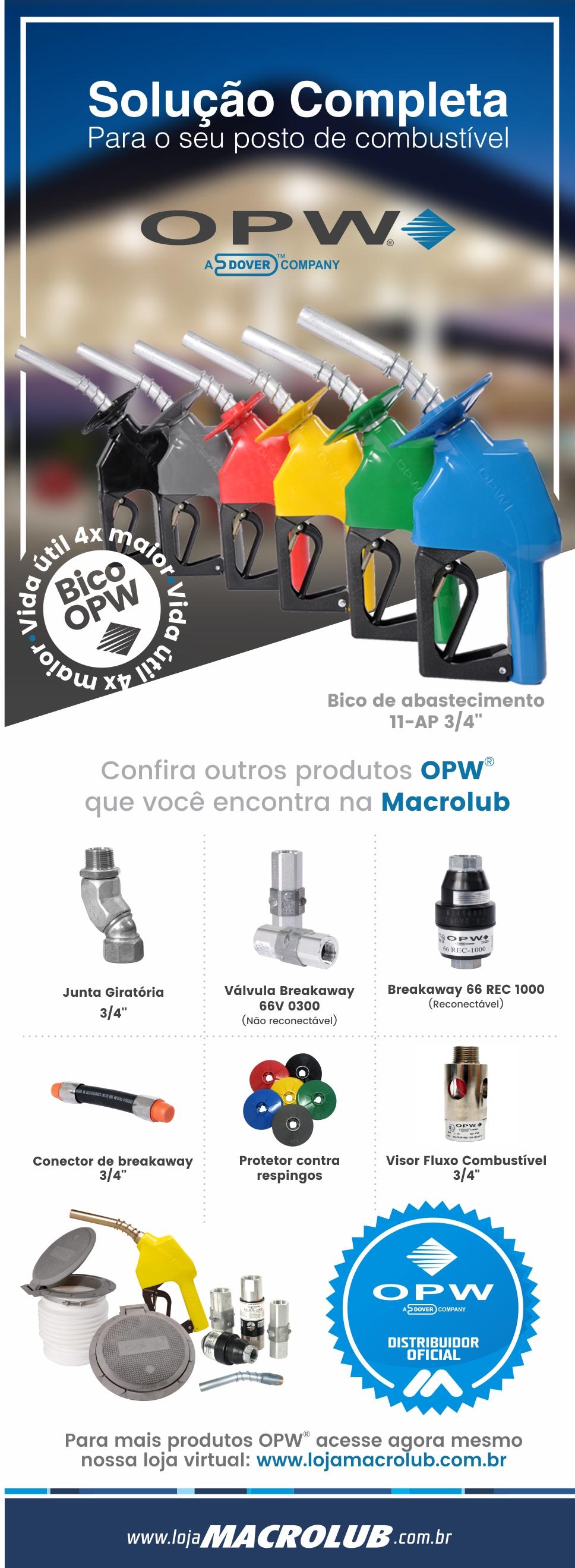 Distribuidor Oficial OPW