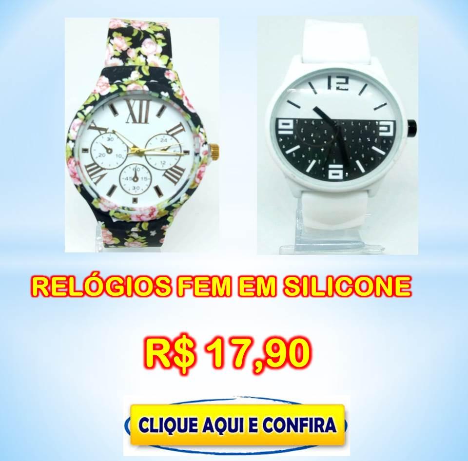 1a220d65669 Relógios Femininos Baratos Super Promoção No Atacado