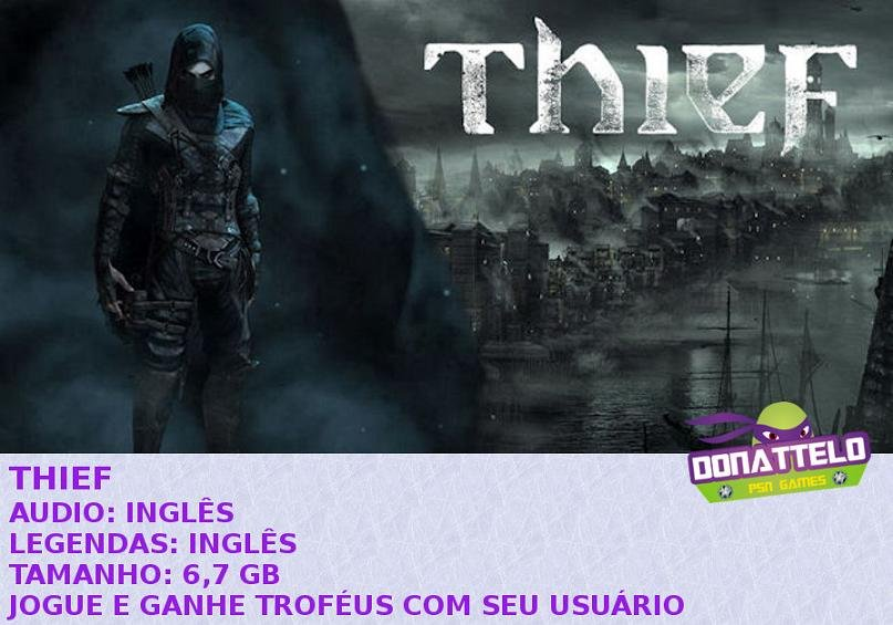 Thief ps3 psn