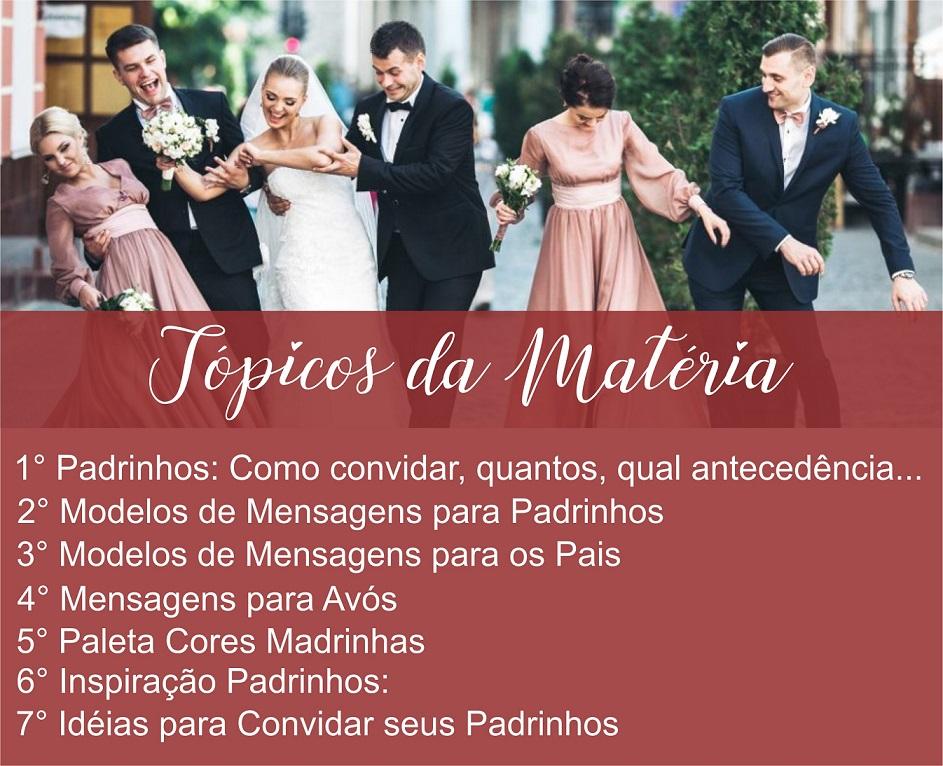 Padrinhos De Casamento Criska Convites E Caixas