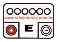 Bateria ACDelco 47Ah 22AO47E1