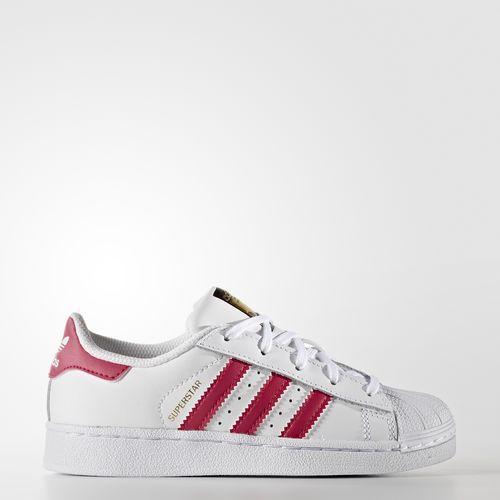 8bfde607b13 Adidas Superstar Foundation - Branco e Vermelho - PJShopStore - Moda ...