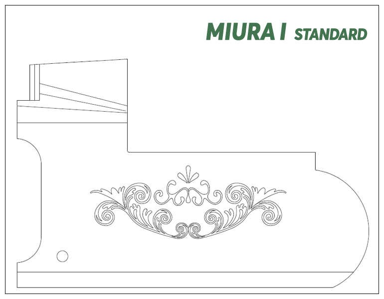 Desenho Miura I Standard