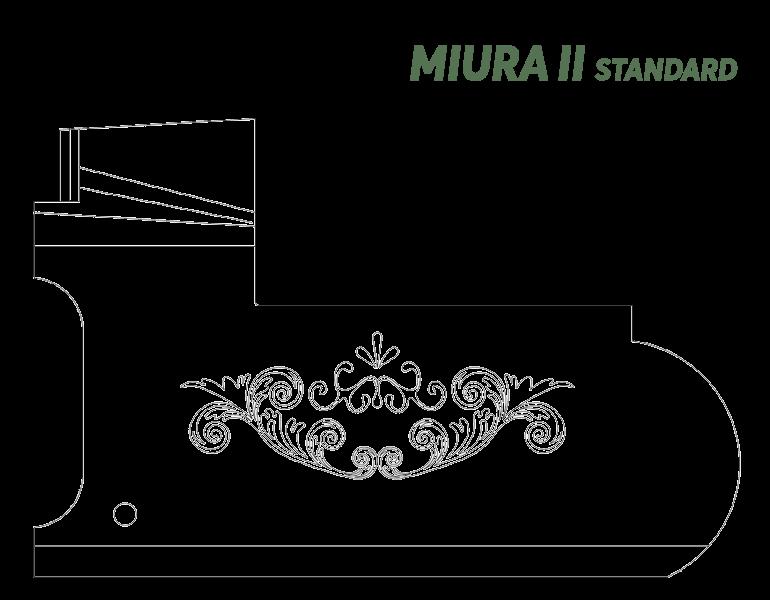 Desenho Miura II Standard