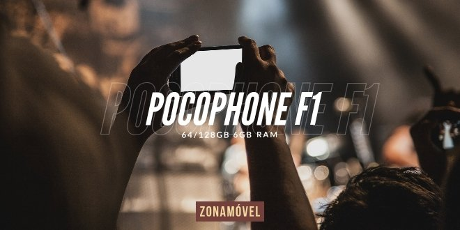 POCOPHONE Xiaomi Brasil