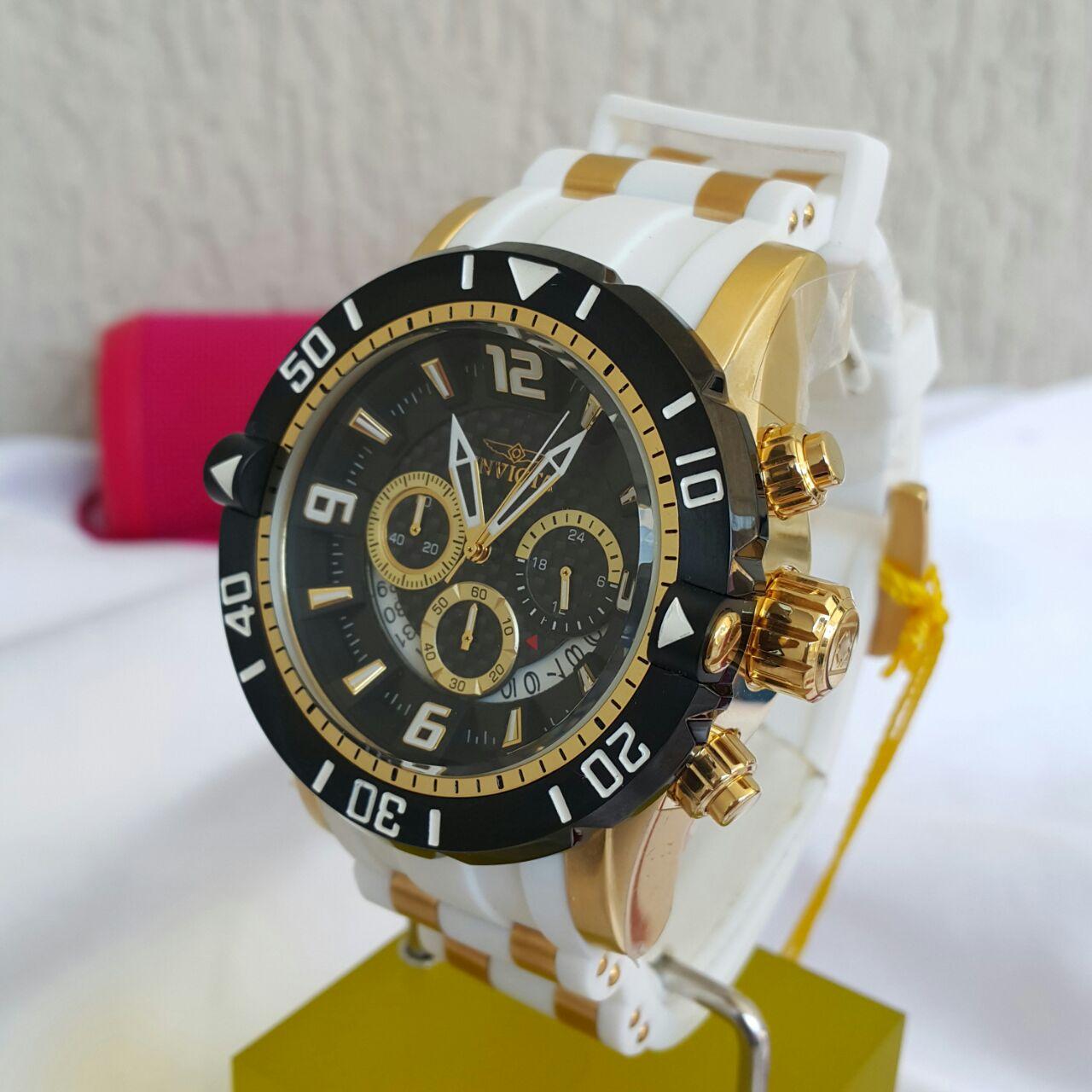Invicta Pro Diver Original 23701 Cronografo 50mm