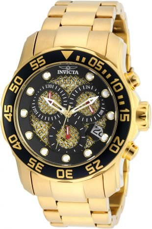 04d66676584 Relógio Invicta Pro Diver 19837 Original Cronografo 48mm Banhado ...