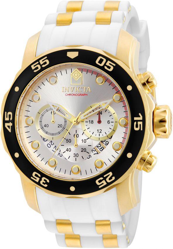 ce044596d83 Relógio Invicta Pro Diver 0077 Original 48mm Aço Inoxidavel Banhado ...
