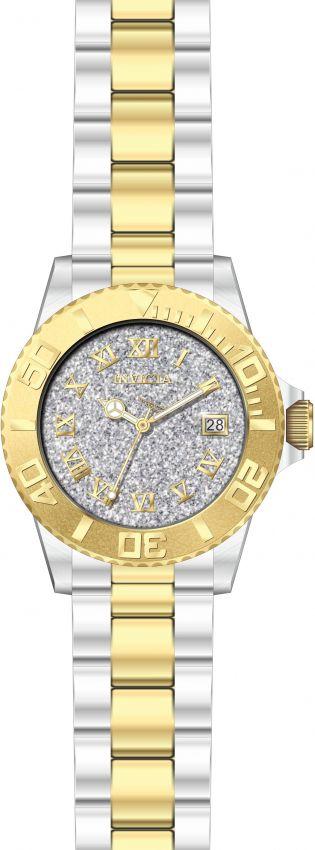 1a4612a97c3 ... Relógio Invicta Angel Collection 22709 Feminino 40mm Banhado Ouro 18k -  Imagem 2 ...