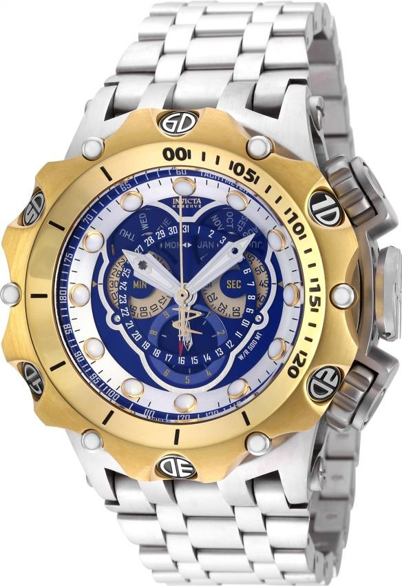 2f7589167ad Relógio Invicta Venom Hybrid 16808 Aço Inoxidável Suiço 51mm Cronografo