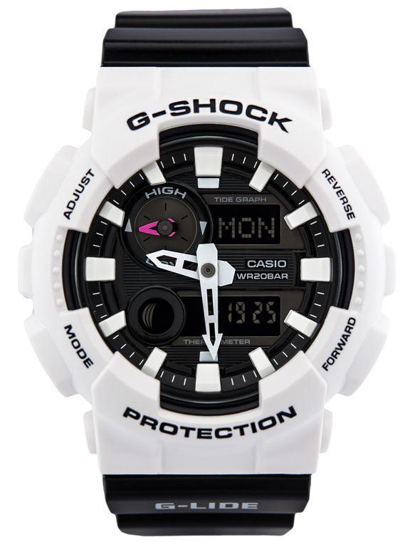 c04d99caab2 Relógio Casio G-Shock GAX-100B-7ADR Digital   Analógico Resina 200m ...