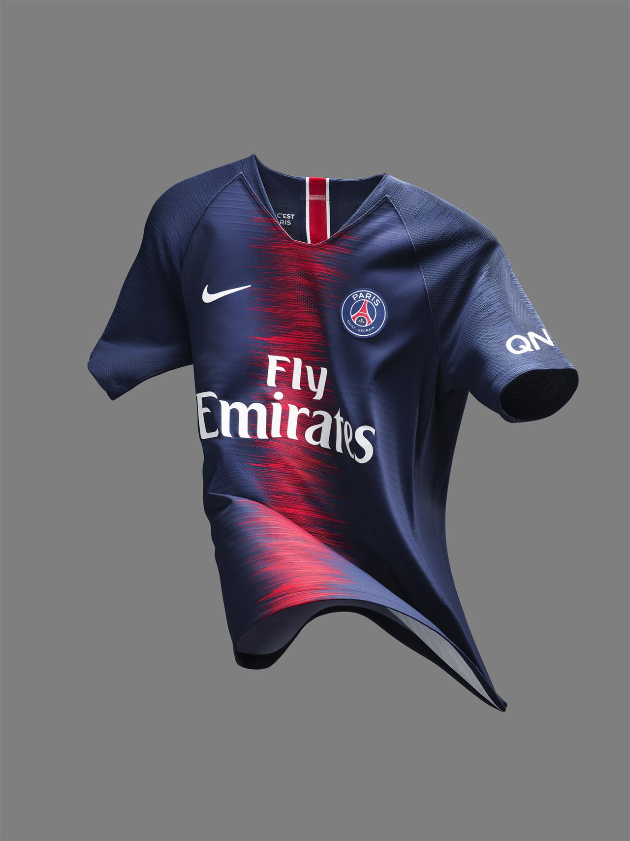 c0478ee990 Camisa Nike PARIS SAINT GERMAIN 18 19 Home TORCEDOR - Müller Sports ...