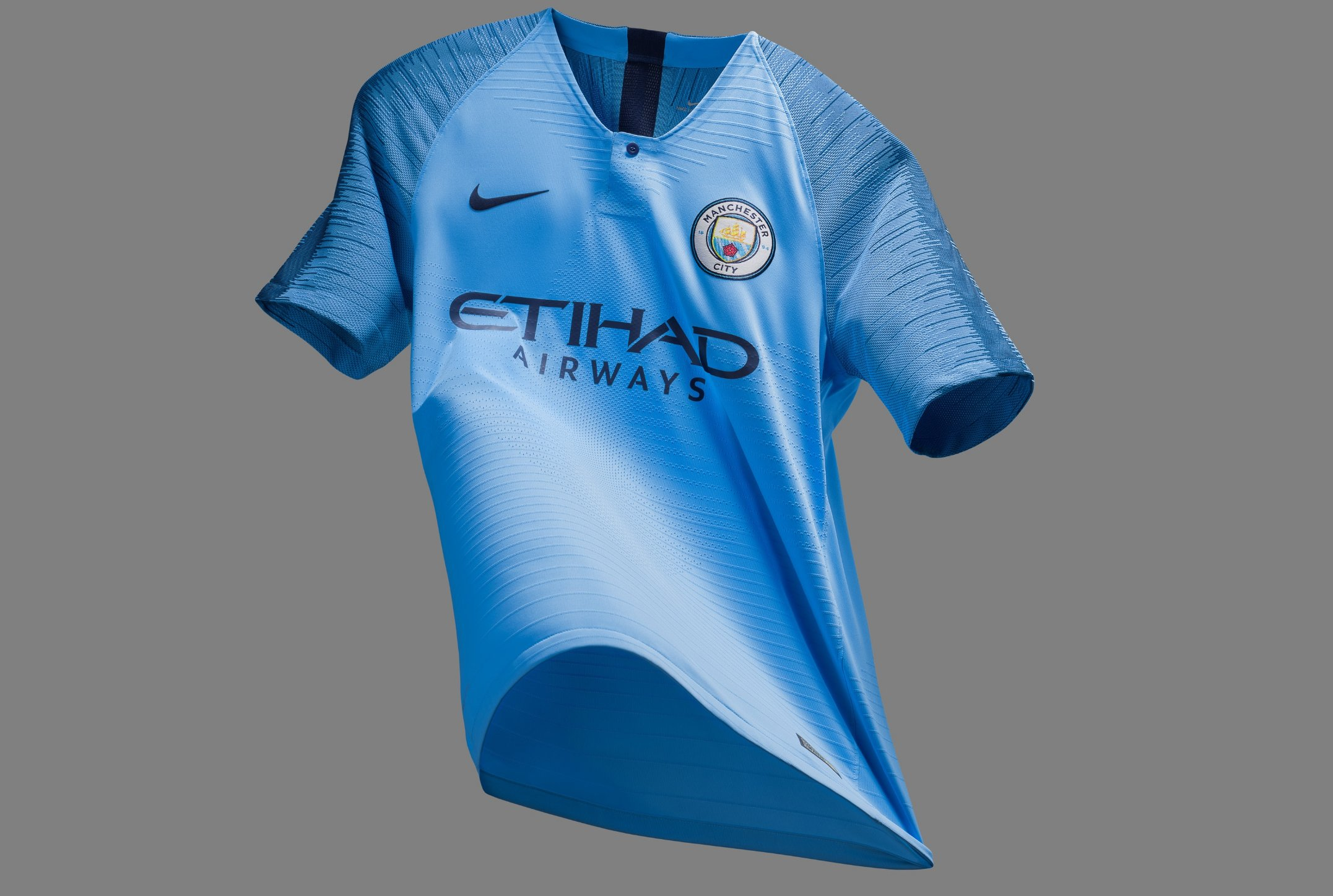Camisa Nike MANCHESTER CITY 18 19 Home TORCEDOR - Sandes Sports ... d2f9714900bc4