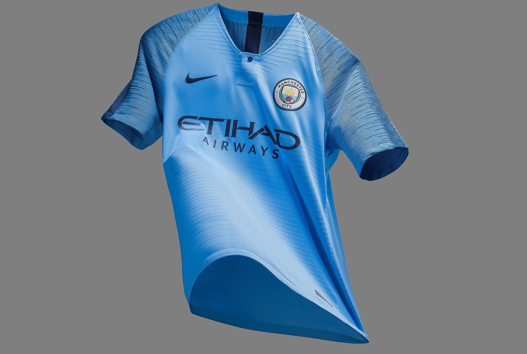 Camisa Nike MANCHESTER CITY 18 19 Home TORCEDOR - Sandes Sports ... e0ce16a6230f3