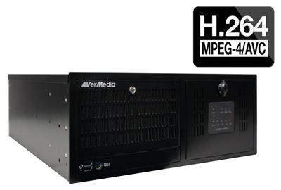 Codificação e transcodificação de alta qualidade AVerCaster Pro RS3420