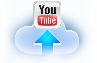 Compartilhe vídeos diretamente para o YouTube
