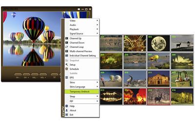 Gravação agendada de TV Aver3D Hybrid Volar Xpro AVerMedia