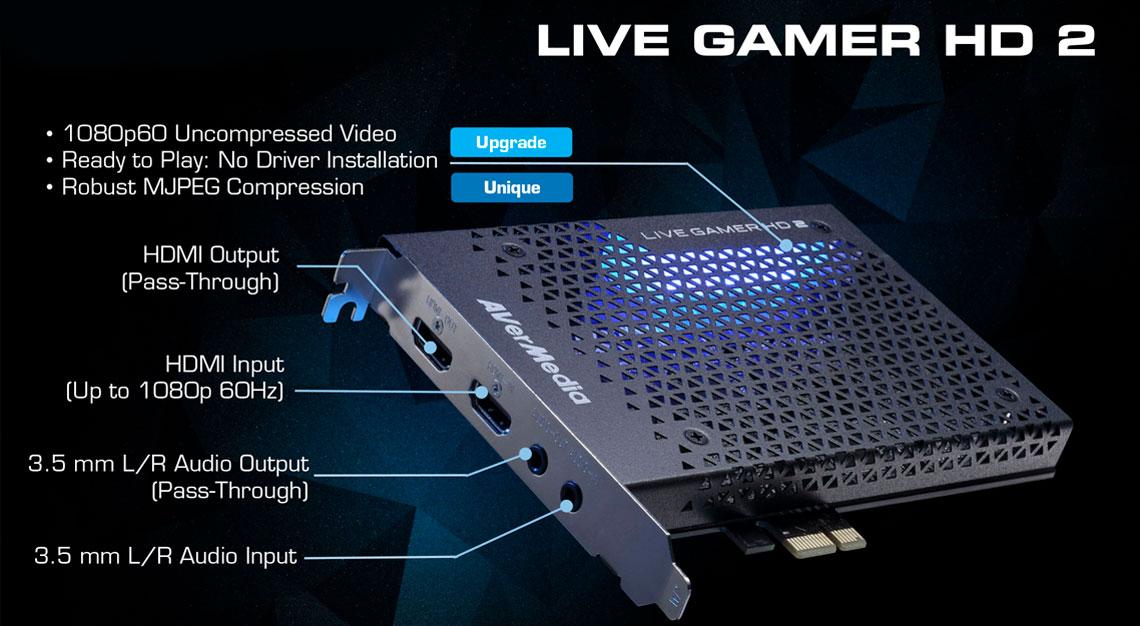 AVerMedia Live Gamer HD 2 - GC570