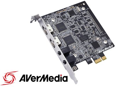 Placa de captura HDMI 1080p PCIe