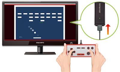 Pass-through cabo conversor VGA para HDMI ET110