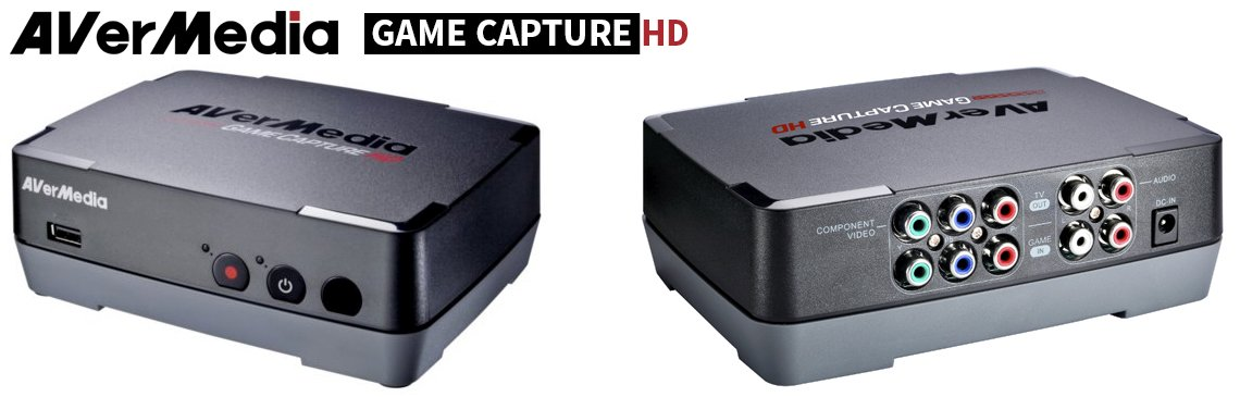 Game Capture HD Game Capture HD - C281