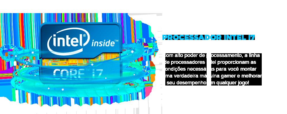 processador i7 para montar pc gamer warframe