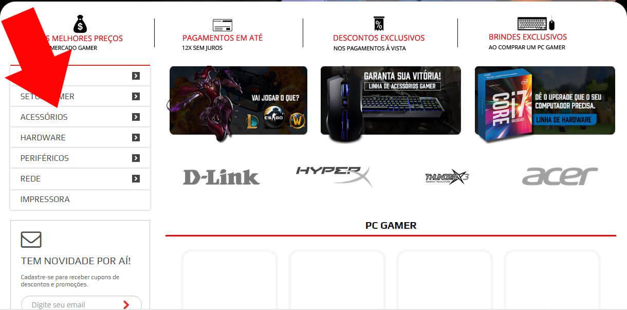 pc gamer em sp