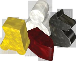 Jogo de Tabuleiro - A Guerra dos Tronos: Board Game - Peças de Unidades